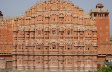Colourful Heritage of Rajasthan with Classic India