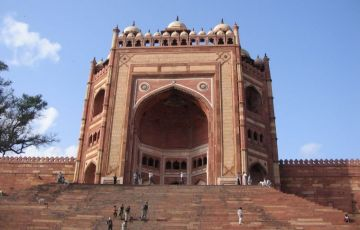 Delhi - Agra - Jaipur Package for 4 days
