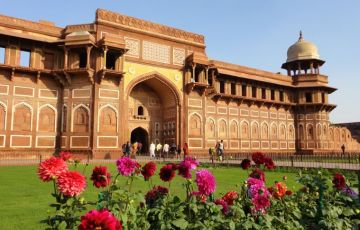 Delights Golden Triangle Tour