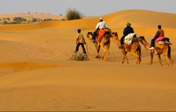 Desert With North India Tour