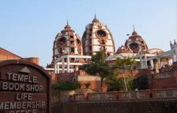East India Temple Tour