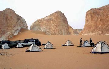 Egypt Desert Safari Tour