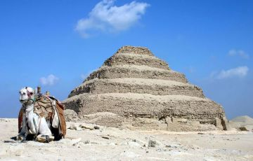 Egypt Tour - ZOSER 9 Days
