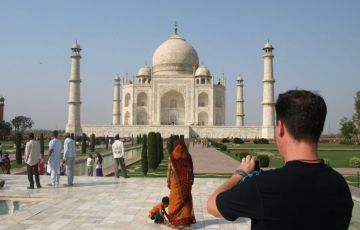 Exclusive Golden Triangle Tour