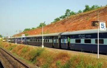 Experience India by Rail