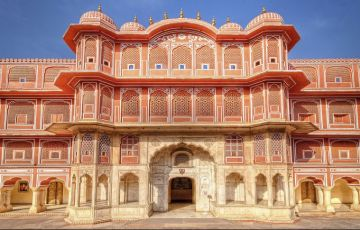 Fascinating Golden Triangle Tour