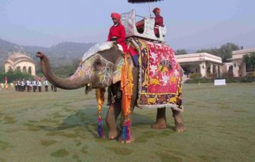 Fascinating Rajasthan Camel Safari Tour