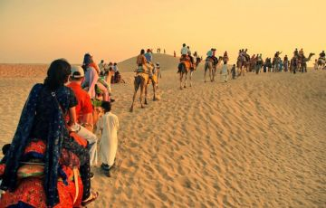 Fascinating Rajasthan Desert Tour