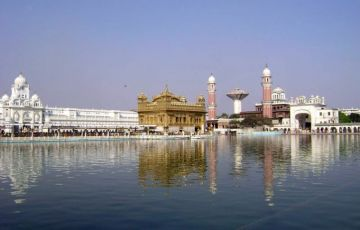 A Holy Sikh Pilgrimage Tour