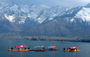 Glimpse Of Srinagar Tour