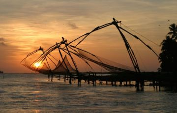 Goa Cochin Beach Tour