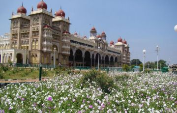 Goa Hospet Mysore Tour