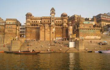 Goldel Triangle Varanasi Tour