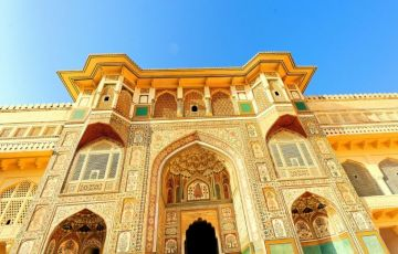 Golden Triangle and Tigers Tour