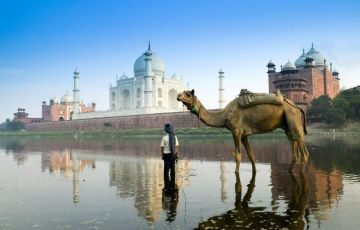 Golden Triangle Of North India Tour