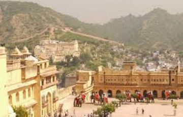 Golden Triangle With Rajasthan And Goa