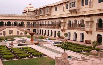 Jaipur With Golden Triangle Tour