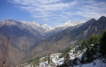 Kalindikhal Pass Trek Tour