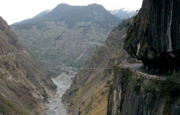 Kinnaur Valley  to Spiti Valley with  Bhaba Pass  Jeep Safar