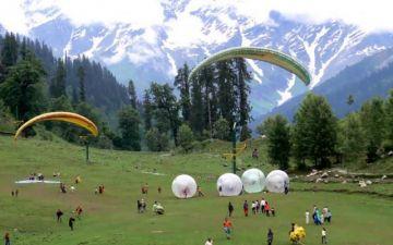 Kullu-Manali-Shimla Tour