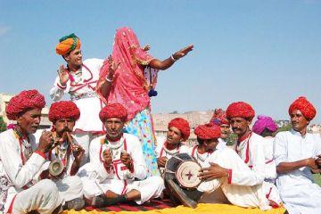 Lands of Maharaja with Pushkar Fair