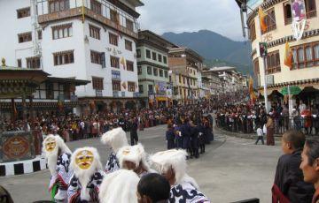 Magical Bhutan Tour