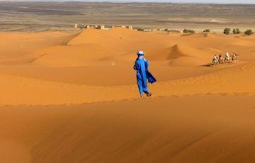 Marrakech to the Desert