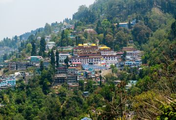 ROMANTIC DARJEELING TOUR 3 NIGHTS AND 4 DAYS