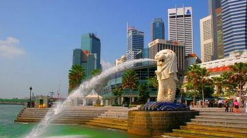Thailand with Singapore 07 Days deluxe package