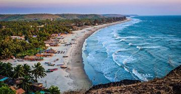 EXTRAVAGANZA IN GOA TOUR PACKAGE 1 NIGHTS AND 2 DAYS