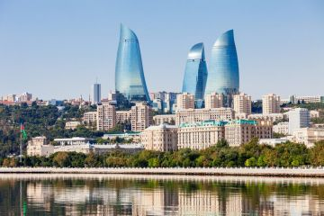 Baku Azerbaijan 05 Days Luxury Package