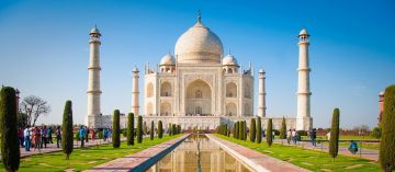 AMAZING AGRA BHARATPUR TOUR PACKAGE 2 NIGHTS AND 3 DAYS