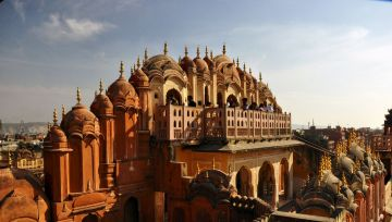 LAND OF THE KING RANTHAMBORE WITH AGRA TOUR PACKAGE 4 NIGHTS