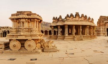 RUINS OF CENTRAL KARNATAKA TOUR PACKAGE 3 NIGHTS AND 4 DAYS