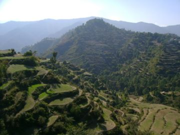 Nainital Kausani Ranikhet Tour Package  4 Nights 5 Days