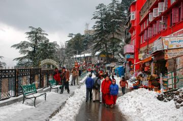 DALHOUSIE KHAJJIAR DHARAMSALA TOUR PACKAGE 5 NIGHTS AND 6 DA