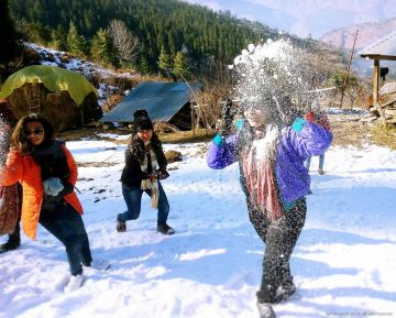 BEST AMRITSAR DHARAMSHALA  AND MANALI TOUR PACKAGE 4 NIGHTS