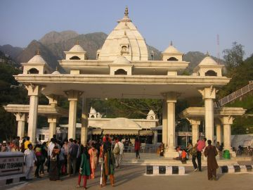 NAU DEVI DARSHAN JAMMU TOUR PACKAGE 6 NIGHTS AND 7 DAYS