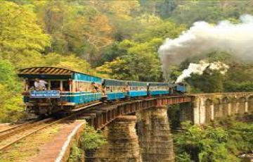 SOUTH INDIA SIGHTSEEING TOUR PACKAGE 14 NIGHT / 15 DAYS