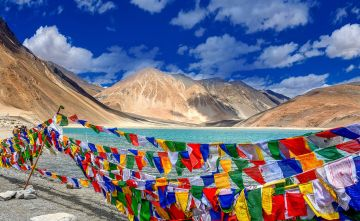 SHORT LADAKH TOUR PACKAGE 3 NIGHTS AND 4 DAYS