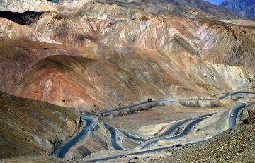 LADAKH WITH PANGONG STAY 4 NIGHTS AND 5 DAYS