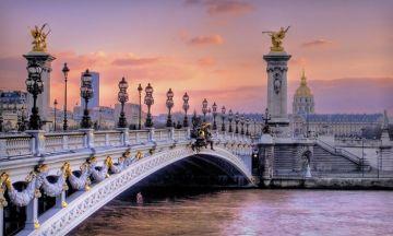 London Paris Amsterdam 7 Days