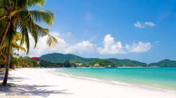 Beaching this independence in Malaysia