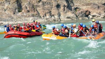LAND OF LORD RISHIKESH WITH MUSSOORIE TOUR PACKAGE 4 NIGHTS