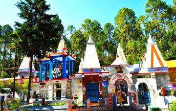 Nainital, Ranikhet, Kasuani, Munsayri, Chakouri Almora