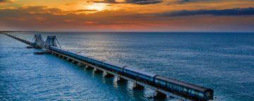 Madurai > Rameshwaram > Kanyakumari > Thiruvandapur