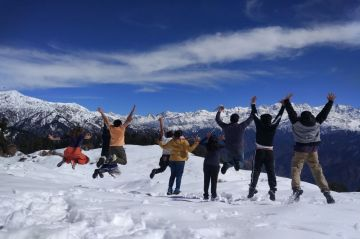 Trekking in India  Dayara Bugyal 04 Days