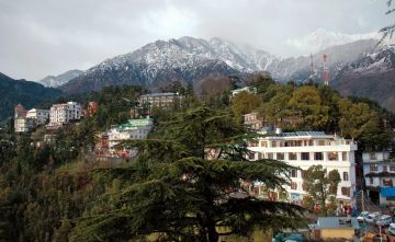 WEEKEND GETWAYS DHARAMSHALA TOUR PACKAGE 2 NIGHTS AND 3 DAYS