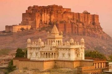 Royal Rajasthan 08 Days Deluxe Package