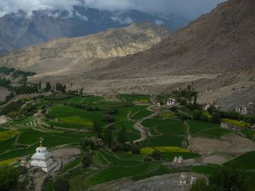 LADAKH TREK LAMAYURU TO ALCHI TOUR PACKAGE 3 NIGHTS AND 4 DA